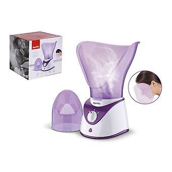 Facial Sauna Aprilla AFM-2808 40 ml 130W hvid lilla