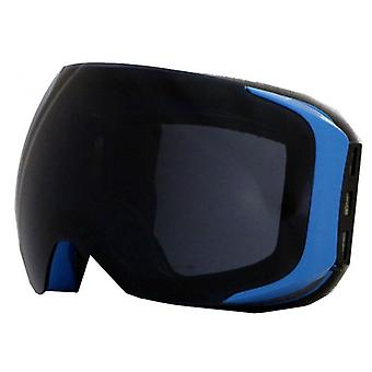 Aphex SKI mask OTG Kepler Blue Mat Black Edition 2 screens