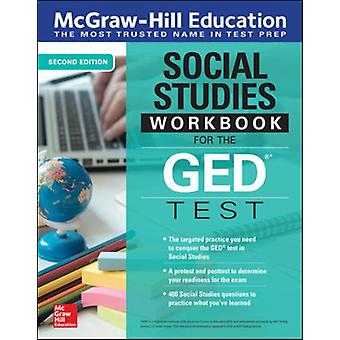 McGrawHill Education Social Studies Workbook for the GED Test Second Edition par McGraw Hill