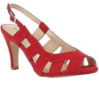 Lotus Dakota Femmes Slingback Court Chaussures