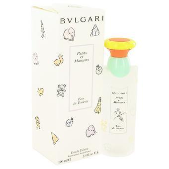 Petits & Mamans por Bvlgari Eau De Toilette Spray 3,3 oz/100 ml (mulheres)
