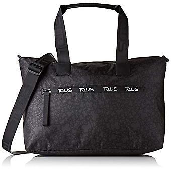TOUS KAOS MINI SPORT - Black Women's Gym Bag U