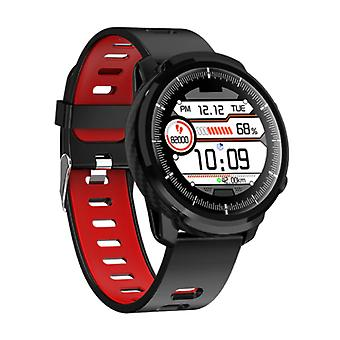 Senbono S10 Smartwatch Fitness Sport Activity Tracker Smartphone Watch iOS Android iPhone Samsung Huawei Red