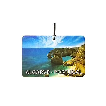 Algarve - Portugal Car Air Freshener