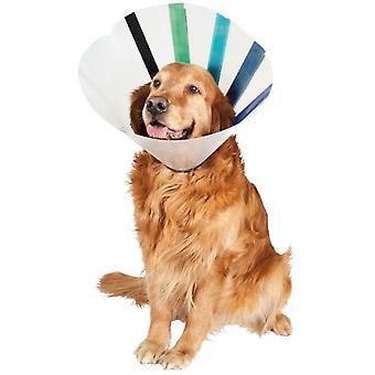 KVP Ez クリア 32 39 Cm/23 Cm (犬、グルーミング ・幸福、エリザベ スカラー)