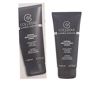 Collistar Linea Uomo hårborttagningsprodukter kräm för män 200 Ml för män