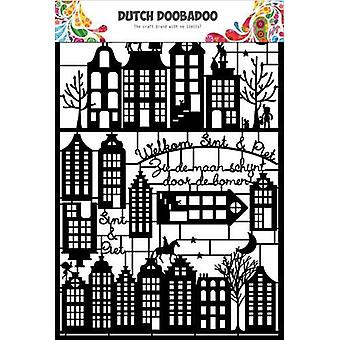 Dutch Doobadoo Dutch Paper Art Sinterklaas (NL) 472.950.005 A5