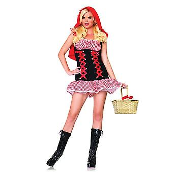 Hot Riding Hood Costume for women