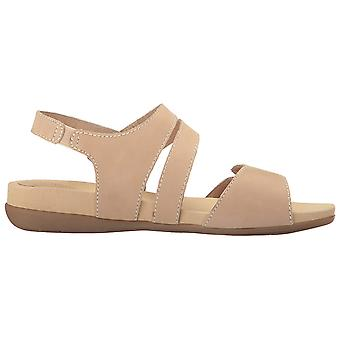 David Tate Womens Cynthia NuBuck Open Toe Casual Ankle Strap Sandals