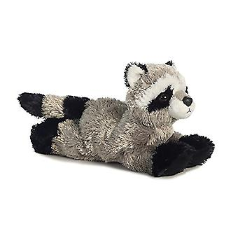 "Rascal Raccoon Mini Flopsie 8"" by Aurora"