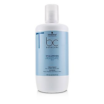 Schwarzkopf BC Bonacure Hyaluronic Moisture Moisture Kick Treatment (For Normal to Dry Hair) 750ml/25.3oz