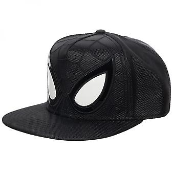 Spider-Man Suit Up Ballistic Nylon Snapback Hat