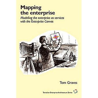 Mapping the enterprise Modelling the enterprise as services with the Enterprise Canvas by Graves & Tom