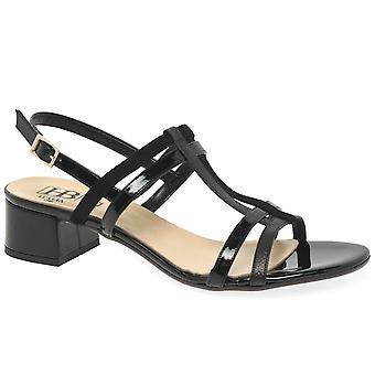 HB Parallel Womens Dress Sandals