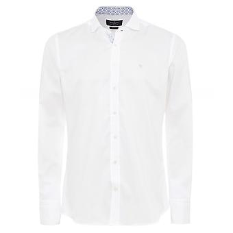 Camisa real de Hackett Slim Fit