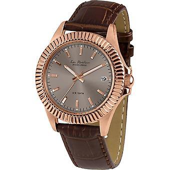 جاك ليمانس -- ساعة اليد -- السيدات -- لا العاطفة -- -- LP - 125D