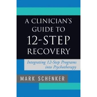 A Clinicians Guide to 12Step Recovery by Schenker & Mark D
