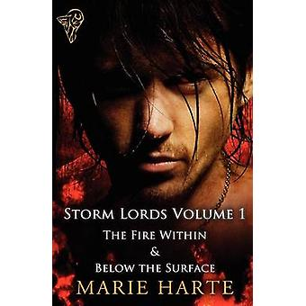 Storm Lords Vol 1 by Harte & Marie