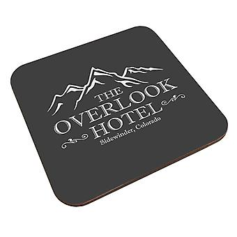 The Shining Overlook Hotel Coaster