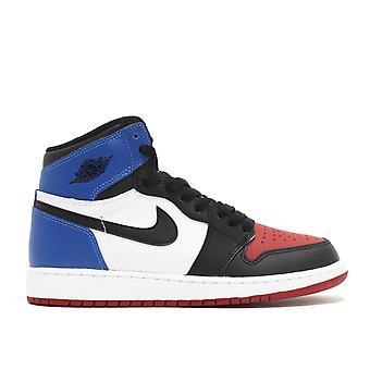 Air Jordan 1 Retro hoog Og Bg (Gs) 'Top 3' - 575441 - 026 - schoenen