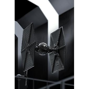 Tie Fighter Star Wars Collectable Royal Selangor Pewter Model