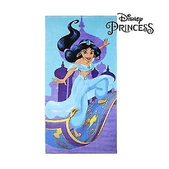 Disney Princess Childrens/Kids Jasmine Beach Towel