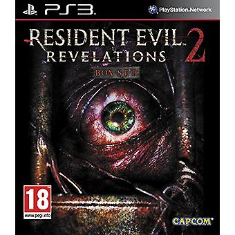 Resident Evil afsløringer 2 (PS3)-ny