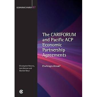 The CARIFORUM and Pacific ACP Economic Partnership Agreements - Challe