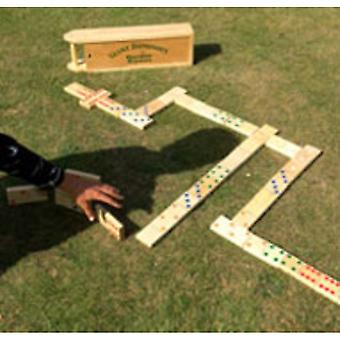 Garden Games: Giant Dominoes