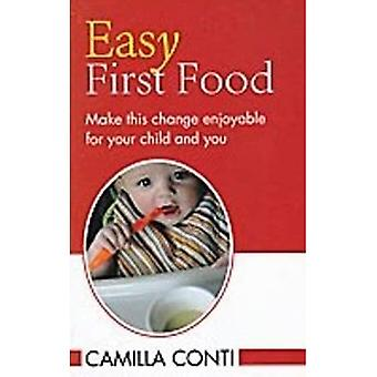 EASY FIRST FOOD