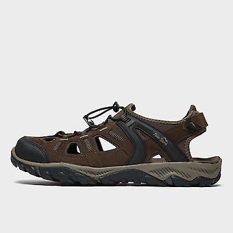 New Peter Storm Men's Solva Walking Sandals Brown