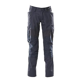 Mascot stretch work trousers kneepad-pockets 18579-442 - accelerate, mens -  (colours 2 of 3)