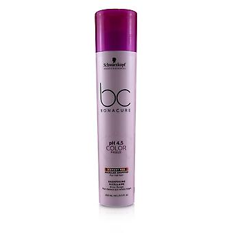 Bc bonacure p h 4.5 color freeze vibrant red micellar shampoo (for red hair) 250ml/8.5oz
