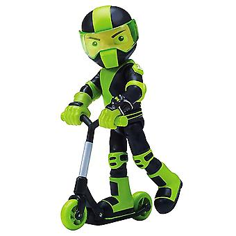 Ben 10, Action Figure - Rustbuggy Ben with Scooter