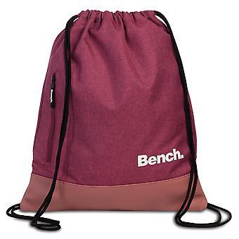 Bench Classic trekkoord rugzak 45 cm, roze
