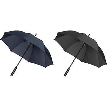 Luxe Riverside 23 pollici Auto Aperto ombrello antivento