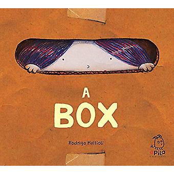 A Box by Gerard McLaughlin - 9788417028244 Book