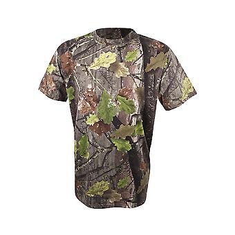 JACK PYKE Short Sleeve T-Shirt English Oak Evoution