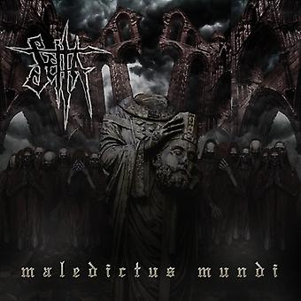 Seita - Maledictus Mundi [CD] USA import