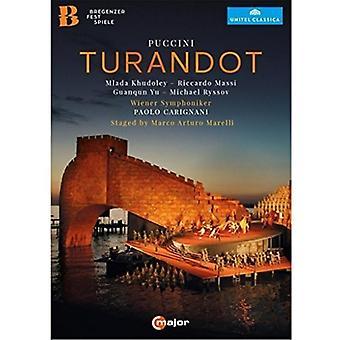 Turandot [DVD] USA import
