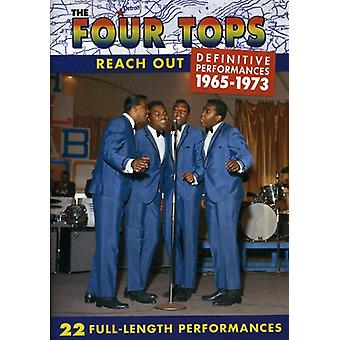 Four Tops - Reach Out [DVD] USA import