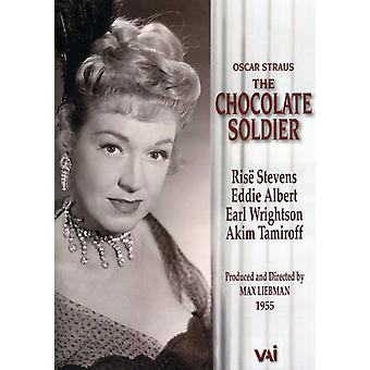 Chokolade Soldier (Oscar Straus) [DVD] USA importerer