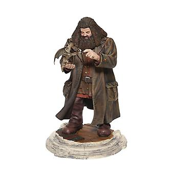 Harry Potter Hagrid and Norberta Figurine