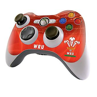 Wales RU Official Xbox 360 Controller Skin