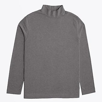 Circolo 1901  - Stretch Polo Neck - Light Grey