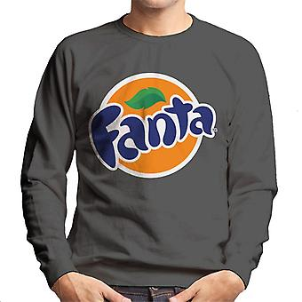 Camisola masculina Fanta Circle logo