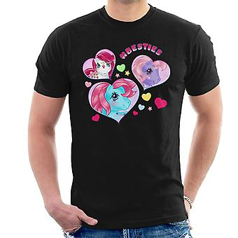 My Little Pony Hashtag Besties Men's T-Shirt