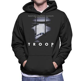 Original Stormtrooper Troop Horror Slasher Parody Men's Sudadera con capucha
