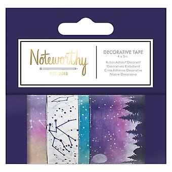 Noteworthy Constellations Decorative Tape (4x5m) (NOT 462106)