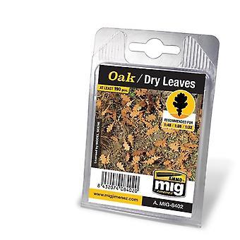 Ammo by Mig Leaves - Oak - Dry Leaves